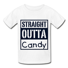 Load image into Gallery viewer, Straight Outta Candy Youth T-Shirt - Coach Rock