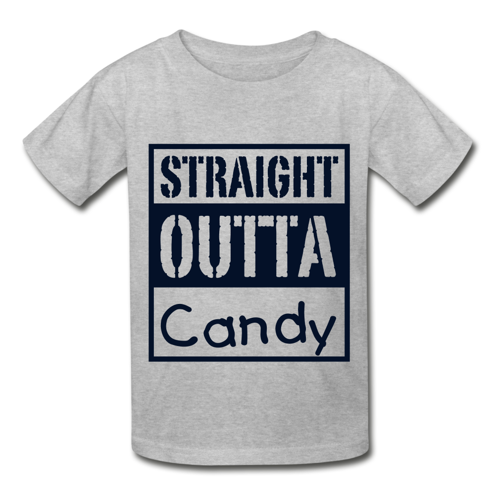 Straight Outta Candy Youth T-Shirt - Coach Rock