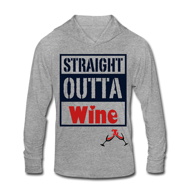 Straight Outta Wine Hoodie Shirt - Coach Rock