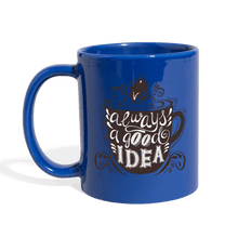 Load image into Gallery viewer, Coffee Is Always a Good Idea Mug - Coach Rock