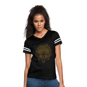 Golden Goddess Women's Graphic T-Shirt - Coach Rock