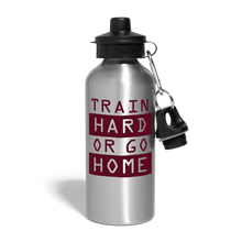 Load image into Gallery viewer, Train Hard Or Go Home Water Bottle - Coach Rock