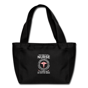 I Was Born To Be a Nurse Lunch Box - Coach Rock
