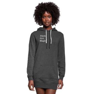 Black Girl Magic Hoodie Dress - Coach Rock