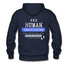 Load image into Gallery viewer, End Human Trafficking Awareness Men's Hoodie - Coach Rock