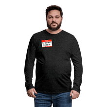 Load image into Gallery viewer, Freedom Fighter Men's Long Sleeve T-Shirt - Coach Rock