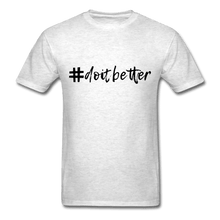 Load image into Gallery viewer, #doitbetter T-Shirt - Coach Rock