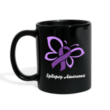 Load image into Gallery viewer, Do Not Apologize for Having Epilepsy Mug - black