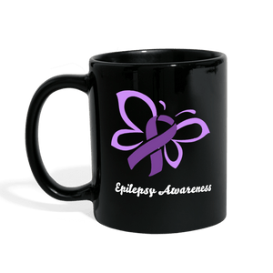 Do Not Apologize for Having Epilepsy Mug - black
