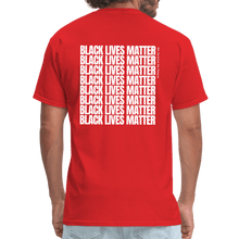 Load image into Gallery viewer, I Have Rights, Black Lives Matter T-Shirt - red