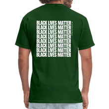 Load image into Gallery viewer, I Have Rights, Black Lives Matter T-Shirt - forest green