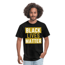 Load image into Gallery viewer, Black Lives Matter T-Shirt - black