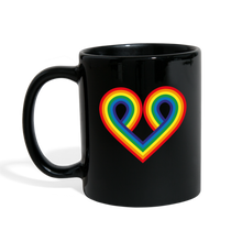 Load image into Gallery viewer, I Have a Big Lesbian Crush On You Mug - black