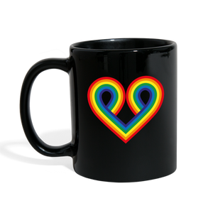 I Have a Big Lesbian Crush On You Mug - black