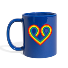 Load image into Gallery viewer, I Have a Big Lesbian Crush On You Mug - royal blue
