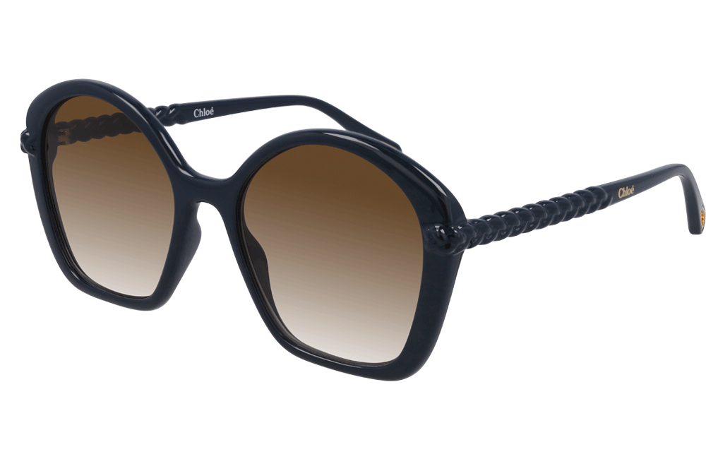 Chloe sunglasses 001 Navy Chloé CH0003S Ladies Sunglasses