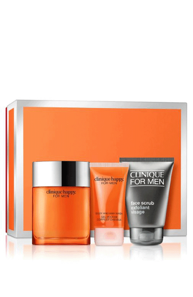 Clinique beauty Clinique Happy for Men Fragranced Gift Set