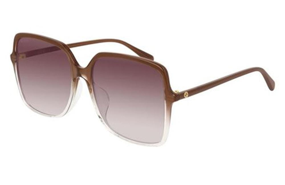 Gucci sunglasses 004 Gucci GG00544SA 002 Ladies Sunglasses
