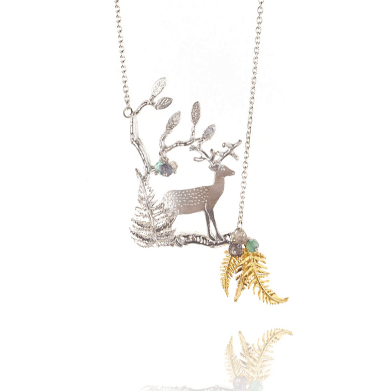 Jewellery jewellery Amanda Coleman Enchanted Forest Necklace