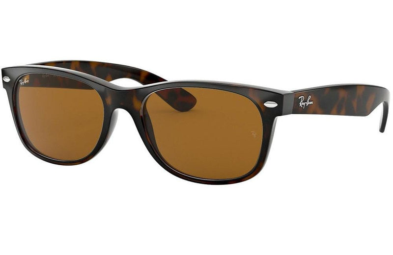 Ray-Ban sunglasses 55mm / 710 tortoiseshell/brown Ray-Ban New Wayfarer Sunglasses RB2132 55mm