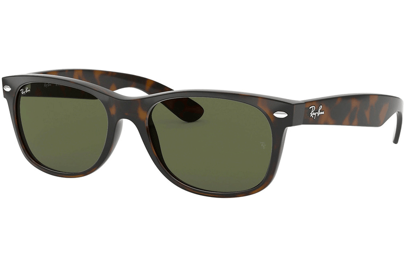 Ray-Ban sunglasses 58mm / 902 tortoiseshell/green lens Ray-Ban New Wayfarer RB2132 Sunglasses