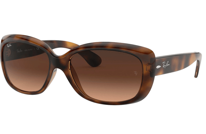 Ray-Ban sunglasses 642/A5 Havana Brown / 58mm Ray-Ban RB4101 Jackie Ohh Ladies Sunglasses