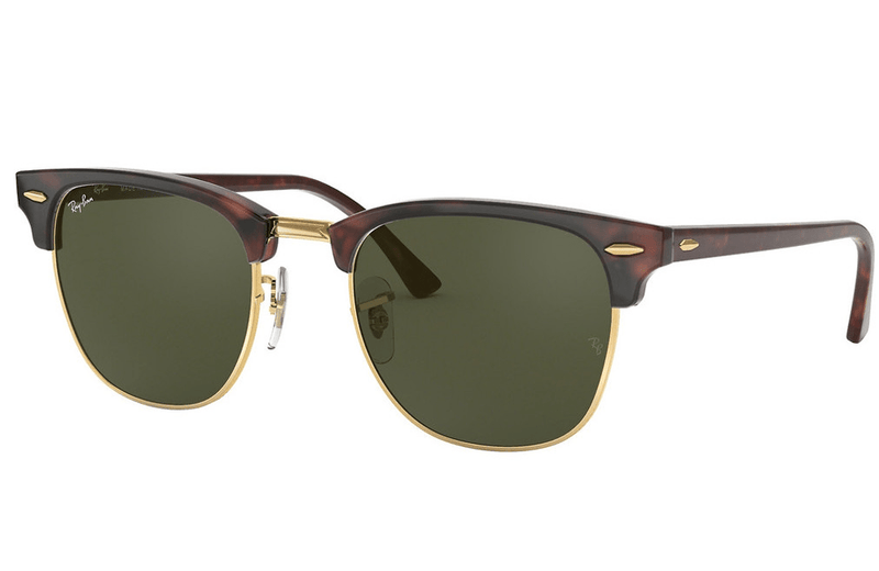Ray-Ban sunglasses W0366 Havanna/Gold Ray-Ban Clubmaster  Sunglassses RB3016