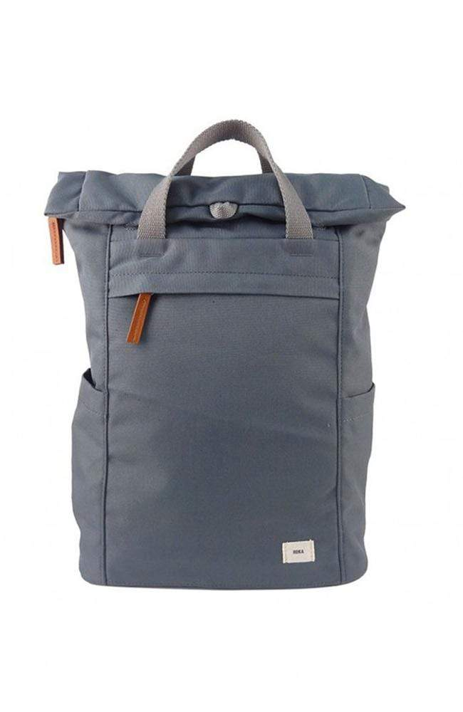 Roka bags med / Carbon Roka Finchley A Sustainable Backpack