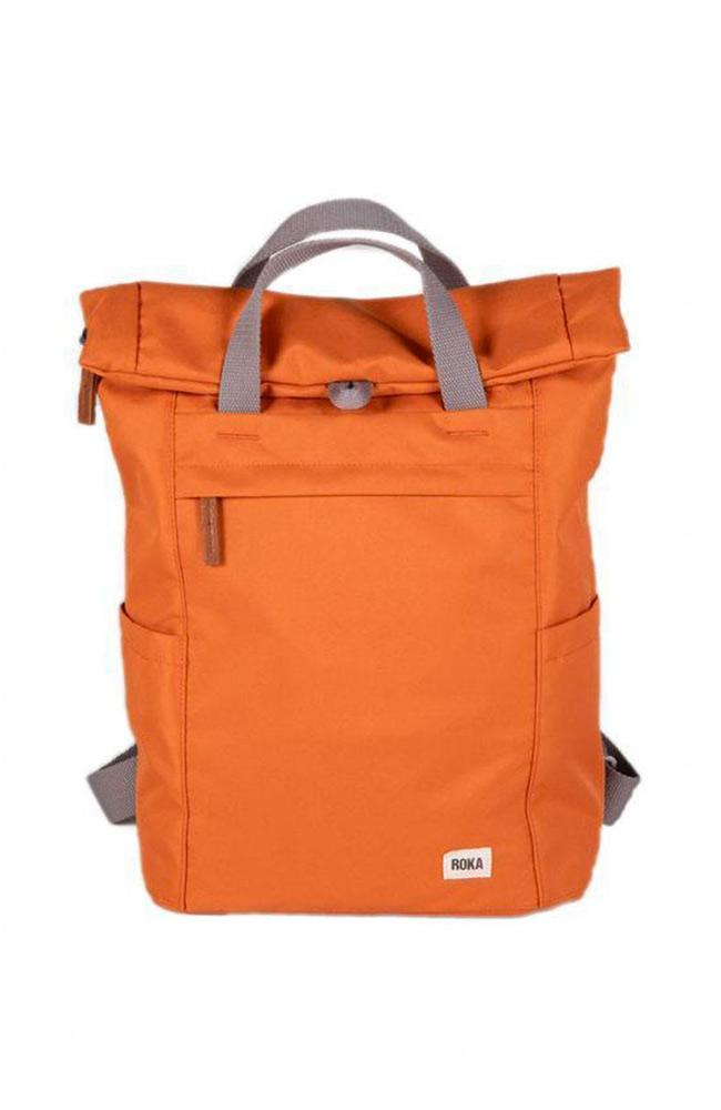 Roka bags small / Atomic Orange Roka Finchley A Sustainable Backpack