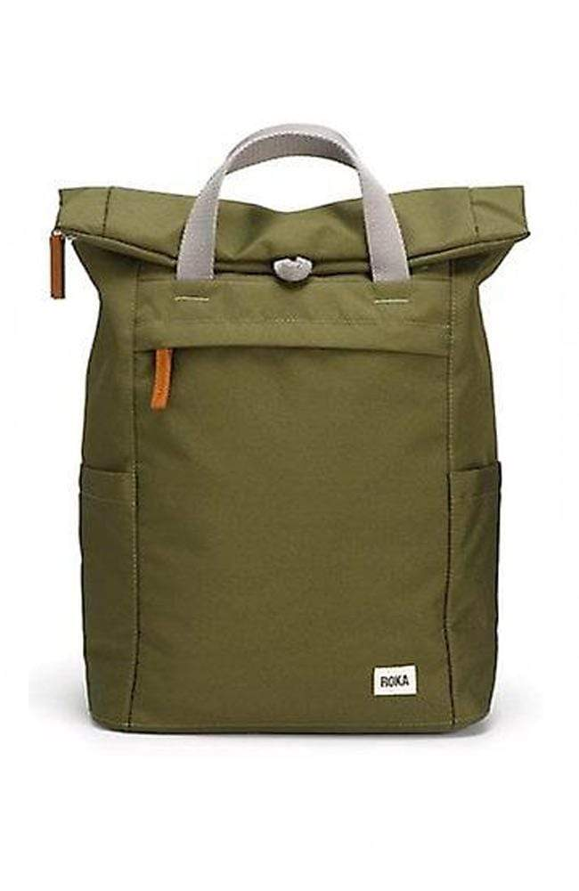 Roka bags small / Moss Roka Finchley A Sustainable Backpack