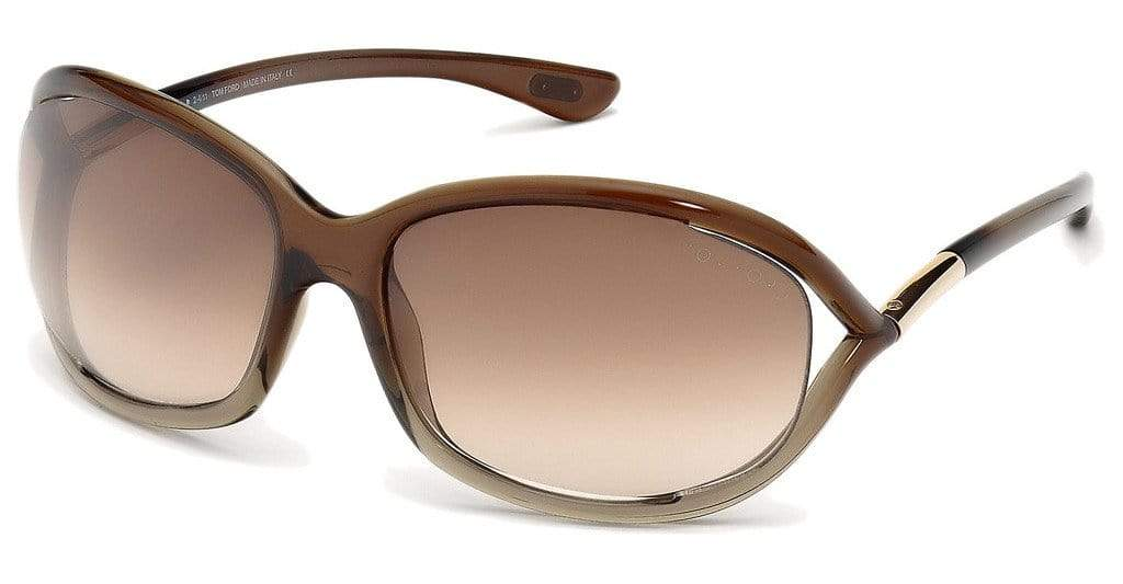 Tom Ford sunglasses 52F Tom Ford Jennifer FT0008 Ladies Sunglasses