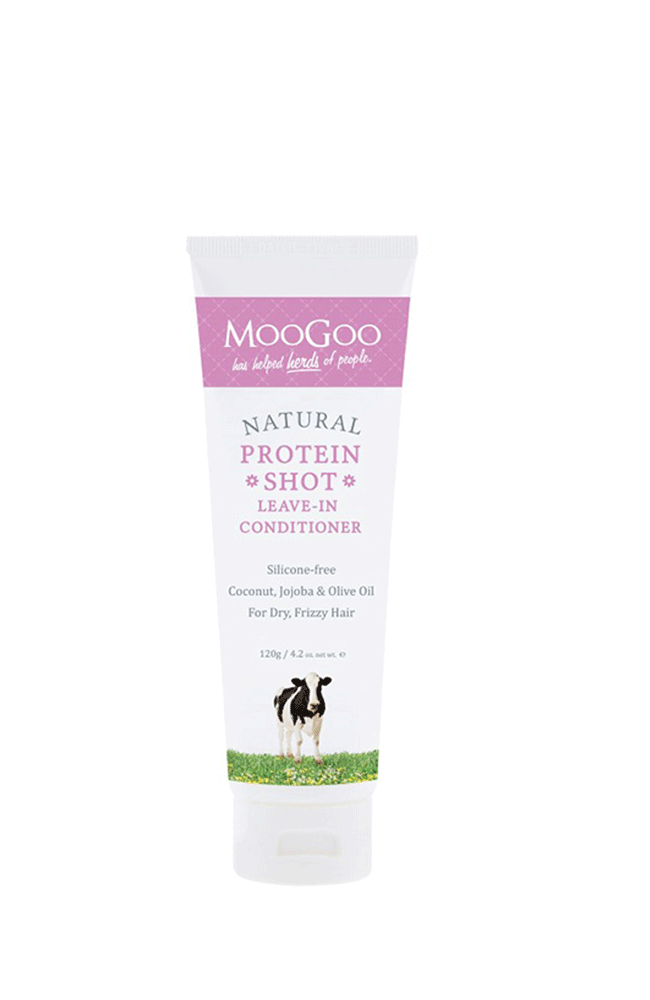 Town Centre Pharmacy  MooGoo Natural Protein Shot Leave-in Hair Conditioner
