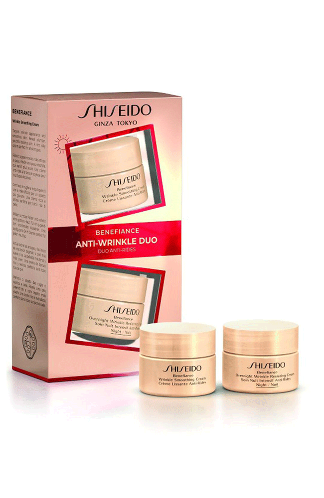 Town Centre Pharmacy  Shiseido Benefiance Day and Night Anti-Wrinkle Duo