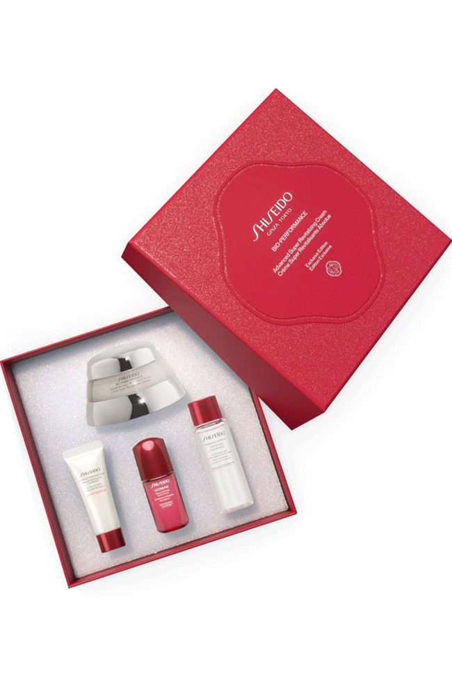 Town Centre Pharmacy  Shiseido Bio Performance Advanced Super Revitalising Cream Gift Set