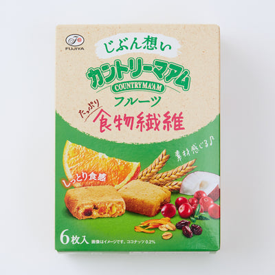 WOWBOX Mix Box: Country Maam Jibun Omoide (Fruit)