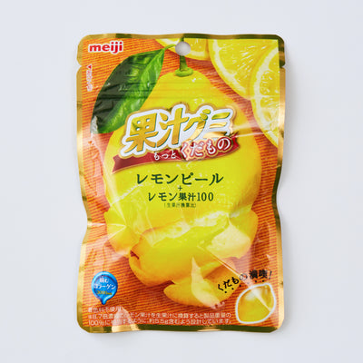 WOWBOX Mix Box: More Fruit Lemon Peel Juice Gummy