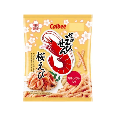 WOWBOX Original & Mix Box: Calbee Kappa Ebisen Sakura Shrimp
