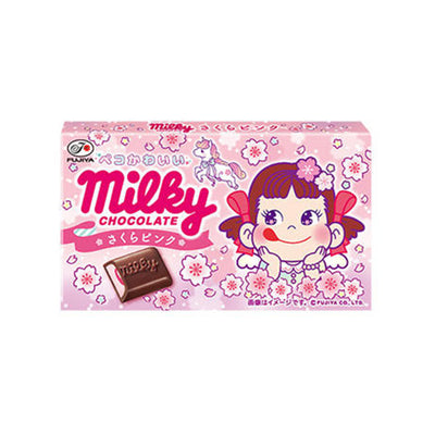 WOWBOX Original & Mix Box: Milky Chocolate Sakura Pink