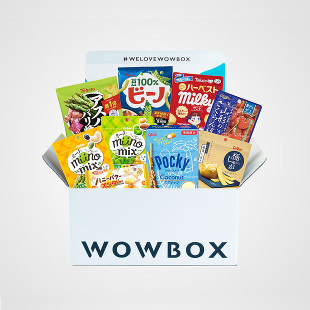 Mix WOWBOX: June Summer Box
