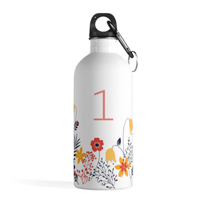 #1 Stainless Steel Water Bottle