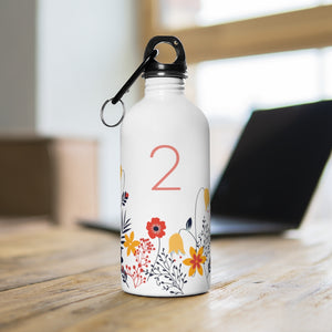 #2 Stainless Steel Water Bottle