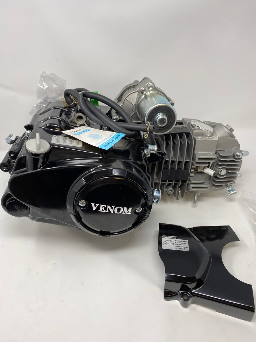 Venom 125cc Engine BD125-10 engine Honda Grom clone engine for sale. Motor for Baodiao 125cc locomotive motorcycle BD125-11 BD125-15 BD125-2 BD125-10