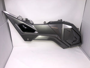 Right Middle Side Fairing for BD125-10 | Boom Vader Motorcycle Plastics | Grom Clone Middle Right Panel | Vader 125cc Parts
