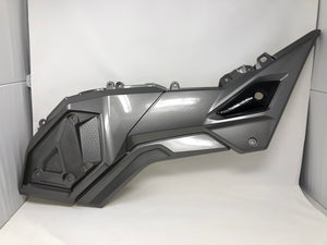 Left Middle Side Fairing for BD125-10 | Boom Vader Motorcycle Plastics | Grom Clone Middle Left Panel | Vader 125cc Parts