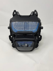 Headlight Assembly for BD125-10 | Vader 125cc Gen II Complete Headlight