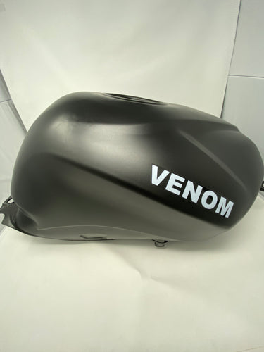 Metal Gas Tank for BD125-11 | Venom X22 125cc Complete Fuel Tank BD125-11GT