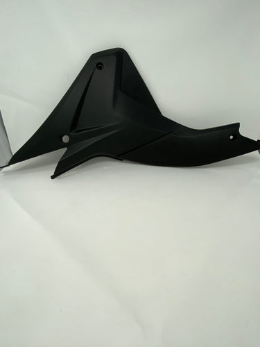 Left Middle Side Fairing for BD125-11 | Baodiao Kawasaki Clone Left Plastic | Ninja Clone Middle Left Panel