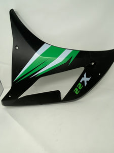 Front Left Side Panel Fairing for BD125-11 | Venom X22 125cc Left Side Fairing