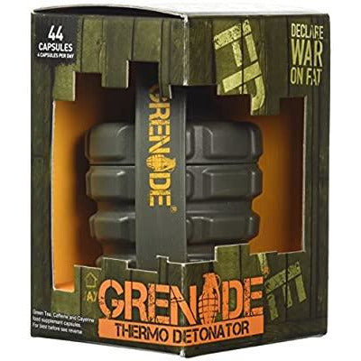 Grenade Thermo Detonator Fat Burner 44 caps