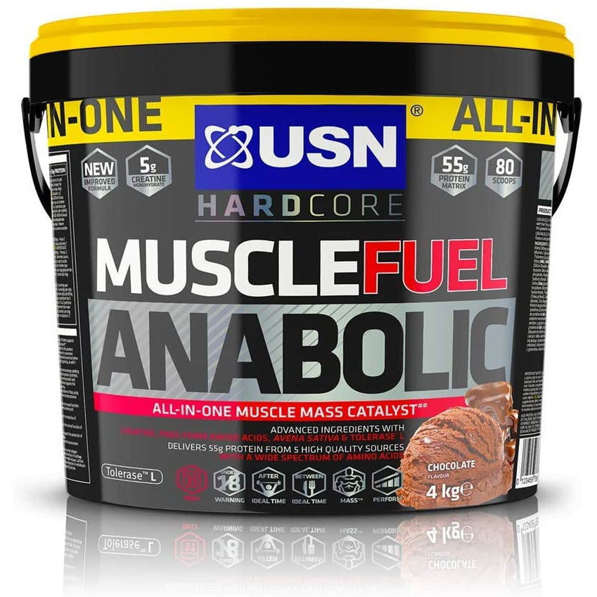 USN MUSCLE FUEL ANABOLIC MFA- 4KG